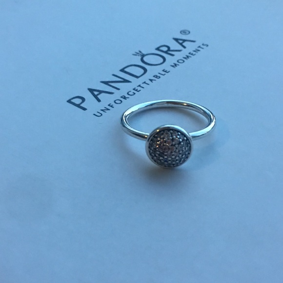 001a286f6 Pandora Jewelry | New Authentic Dazzling Droplet Ring | Poshmark
